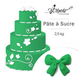 Pâte à sucre - Vert Emeraude