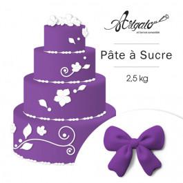 Pâte à sucre - Violette