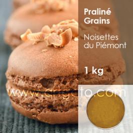 Praliné grains Noisettes du Piémont 50 %