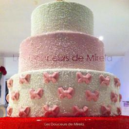 Gâteau Les Douceurs de Mirela - Nœuds