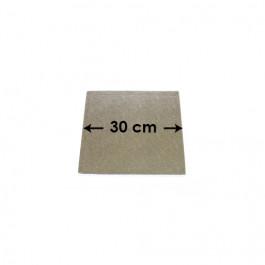 Cartons à Entremets - Argent - Carrés - 30 cm