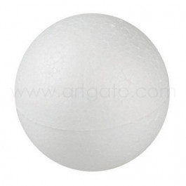 Sphère Polystyrène 30 cm - Artgato