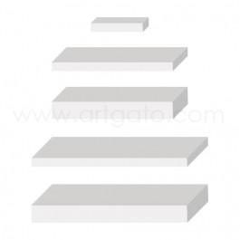 Socles Rectangulaires Polystyrène
