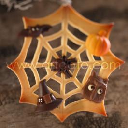 Moule à Chocolat, Araignées