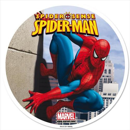 deco gateau princesse spiderman 2 - Artgato