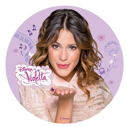 deco gateau princesse violetta 2 - Artgato