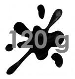 Colorant Liquide Liposoluble Noir, 120 g