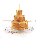 Moule à Gâteau 3D | Pièce Montée