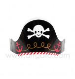 Chapeaux Pirates Papier