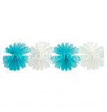 Guirlande | Rosaces Bleues