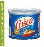Matière Grasse Crisco®