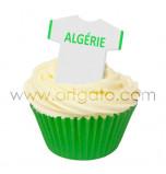 Maillots Football - Algérie