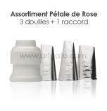 Assortiment Pétale de Rose