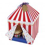 Boîtes Cupcakes Meri Meri® | Chapiteau - 3 Boîtes pour 4 Cupcakes