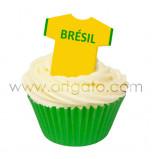 Maillots Football - Brésil