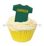 Maillots Football - Cameroun