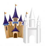 Château en Polystyrène