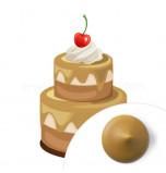 CHOKO MELTS (Candy Melts) | Beurre de Cacahuètes - 1 Kg