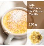 Citrons Confits Agrimontana | Ecorce en Pâte