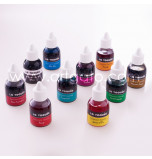 30 Colorants Liquides
