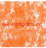Sucre coloré orange