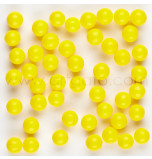 Perles de Sucre - Jaunes