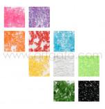 Décors en Sucre | Sucres Cristal Colorés