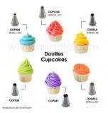 Douilles pour Cupcakes