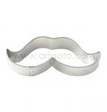 Découpoir, Moustache
