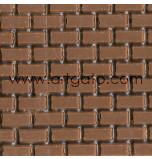 FEUILLE TEXTURE (STRUCTURE / RELIEF) 30 x 40 cm | Briques / Mur de Briques - Par 5