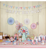 Collection Farandole Meri Meri ® | Toot Sweet Party