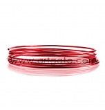 Fil de Cuivre 0,5 mm | Rouge