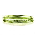Fil de Cuivre 0,5 mm | Vert Chartreuse