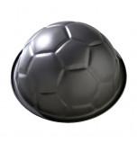 Moule à Gâteau Bikmann®  | Ballon de Football, Gde Taille, 22,5 x 11,5 cm
