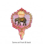 Décors Cupcakes Studio Oh® | 12 Piques Décors Elephant