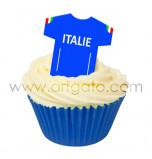 Maillots Football - Italie - Réal - 36 Pièces