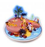 Décors de Gâteaux | Kit Île au Trésor / Pirates