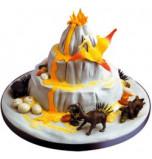 Décors de Gâteaux | Dinosaures