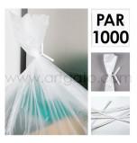 Liens Papier Blancs, par 1000