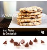 Maxi Pépites de Chocolat Lait 1 kg