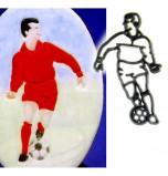 Patchwork Cutters®   Footballeur