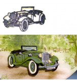Patchwork Cutters® | Voiture Ancienne