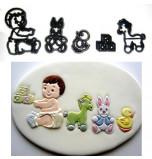 Patchwork Cutters® | Jouets de Bébé