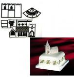 Patchwork Cutters® | Eglise à Assembler