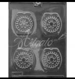 Moule Chocolat Adulte - Plaquette Pilules Contraceptives