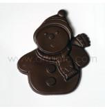Moule à Chocolat, Bonhomme de Neige