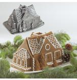 Moule à Gâteau Nordicware® | Maison en Pain d'Epices