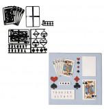 DECOUPOIR EMBOSSEUR Patchwork Cutters® | Assortiment Cartes à Jouer