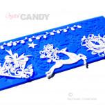 Tapis en Silicone Dentelles Crystal Candy®,  Décors de Noël
