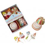 Caissettes et Décors Cupcakes Meri Meri® | Cirque
